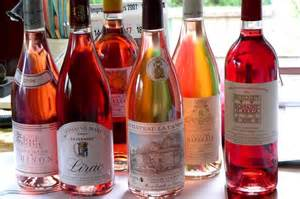 RoseWineBottles