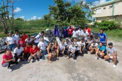 Caribbean Gems Trash Run Yields 3,144 Pounds