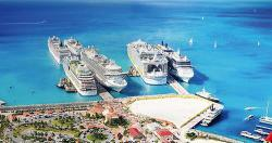 Increased Numbers for Cruise Passenger Arrivals