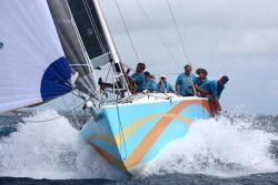K-1 Britannia Receives $7500 from Heineken Regatta