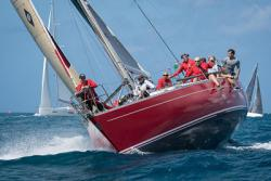 Mother Nature Smiles on St. Maarten Heineken Regatta
