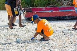 Join the St.Maarten Regatta Beach Clean-Up on Saturday January the 26th, 2019!