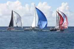 14 competitive teams, pristine sailing conditions and a ton of fun; the ingredients for the 15th La Course de L'Alliance